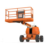 Boom Lifts - Rough Terrain