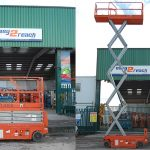 DingLi Electric Scissor Lift JCPT1008HD