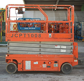 Dingli (Like Genie) JCPT1008HD 10m Scissor Lift