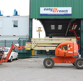 JLG 510AJ Boom Lift