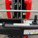 Used Manitou Cherry Picker stock picker