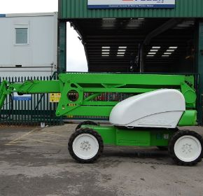 NiftyLift HR21 4X4 21 Metre Boom Lift