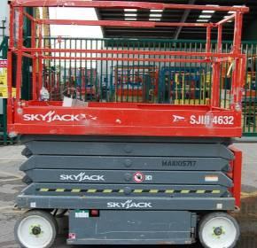 Skyjack 4632 11.8MScissor Lift