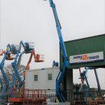 Used Genie Z34/22BE 12.52m Boom Lift