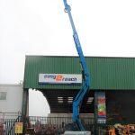 Genie Z34/22BE 12.52m Boom Lift