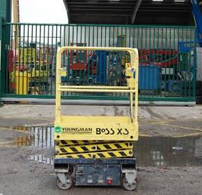Youngman Boss X3 Micro Powered Access Platform