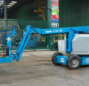 Genie Z34/22BE 12.52m Boom Lift