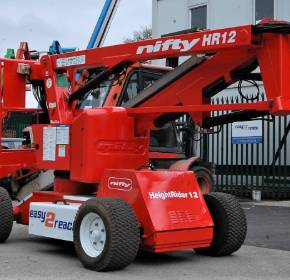 Niftylift HeightRider HR12 NDE Boom Lift