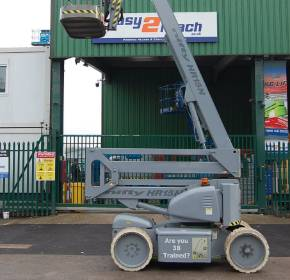 NiftyLift  Heightrider HR15NDE Boom Lift