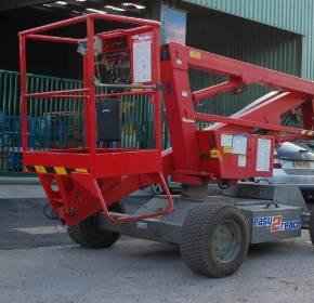 Niftylift HeightRider HR12 DE Boom Lift