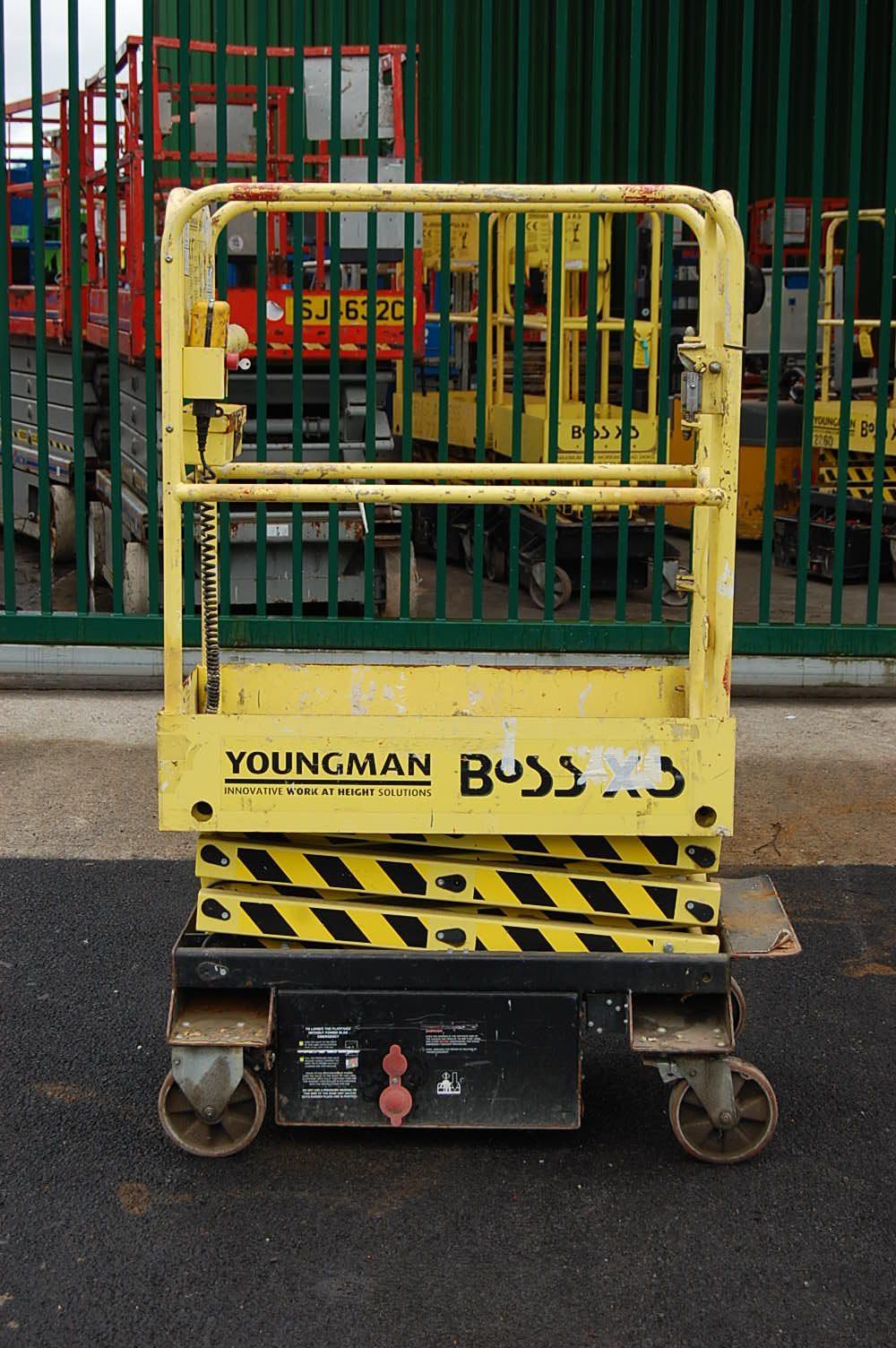 Youngman Boss X3 Micro Powered Access Platform