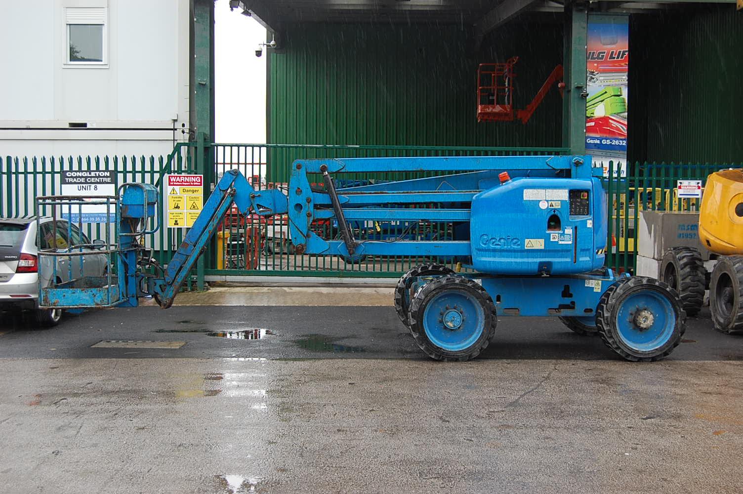 Genie Z45/25J Rough Terrain Diesel 16m Boom Lift