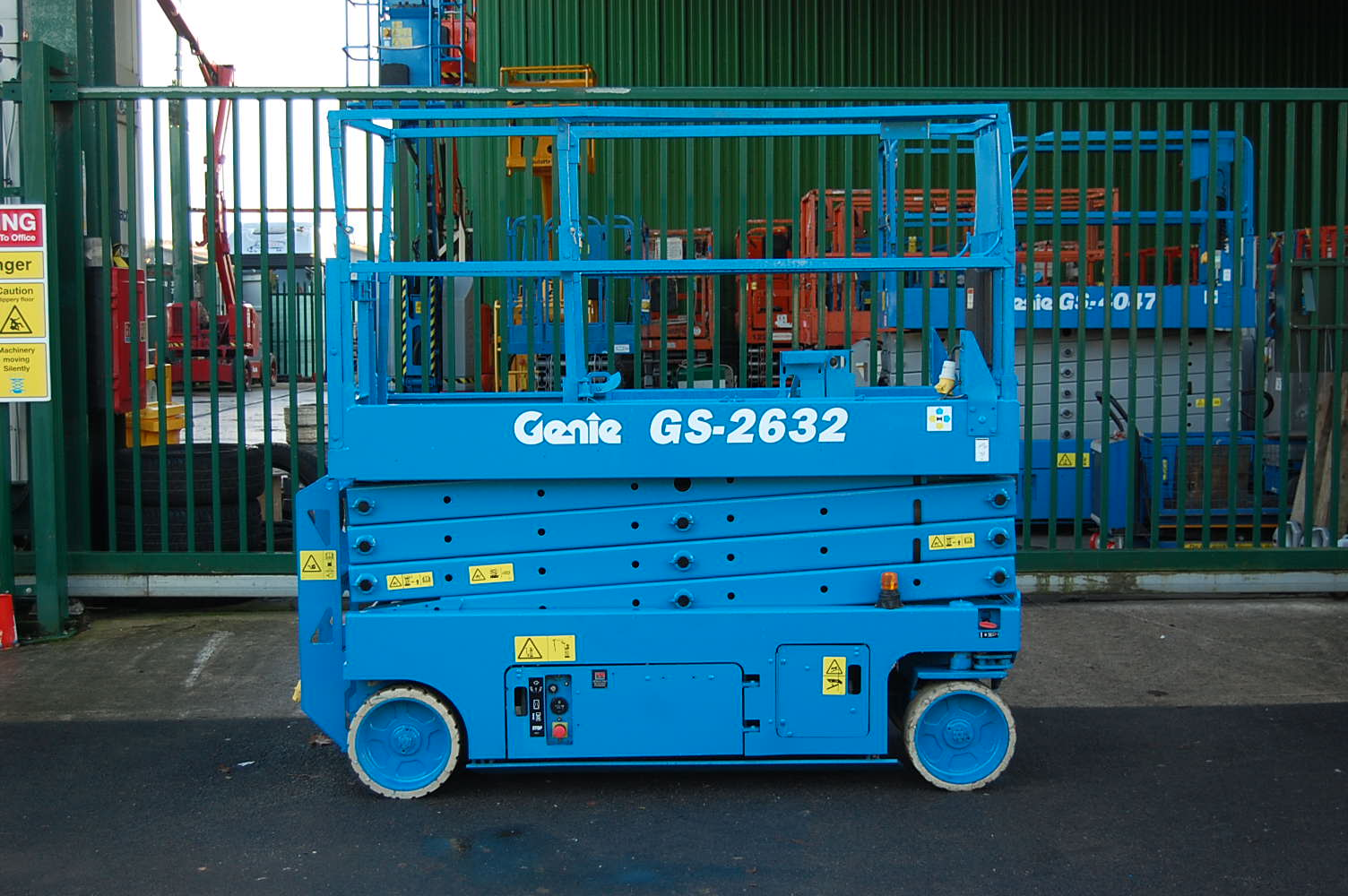 Genie GS2632 Electric 10m Scissor Lift