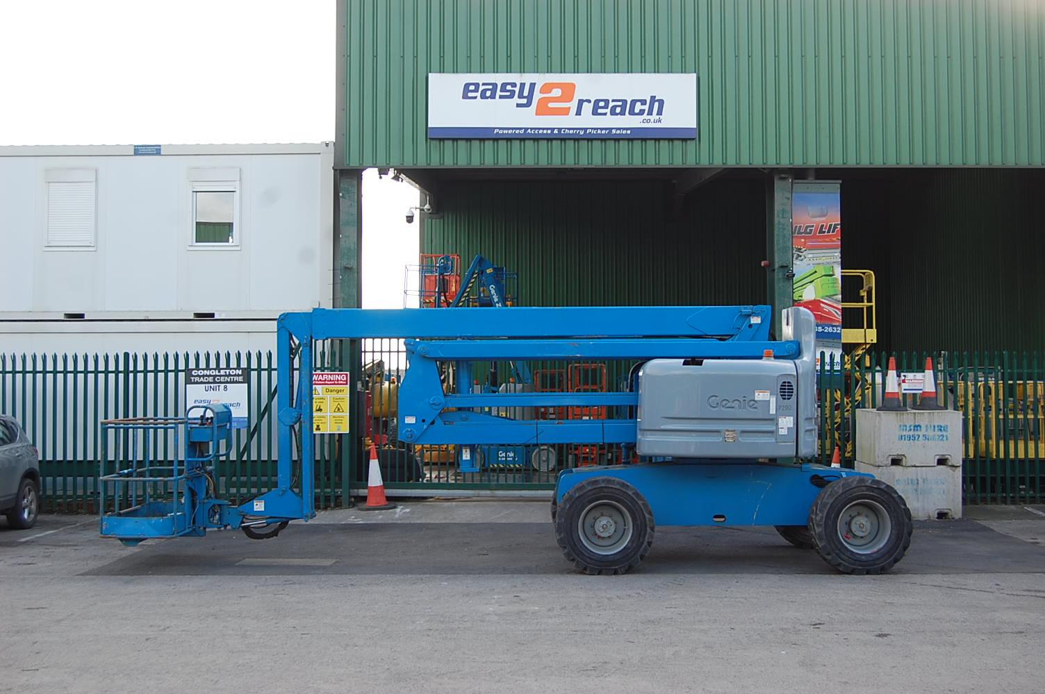 2006 Genie Z60/34 4×4 Boom Lift 20m