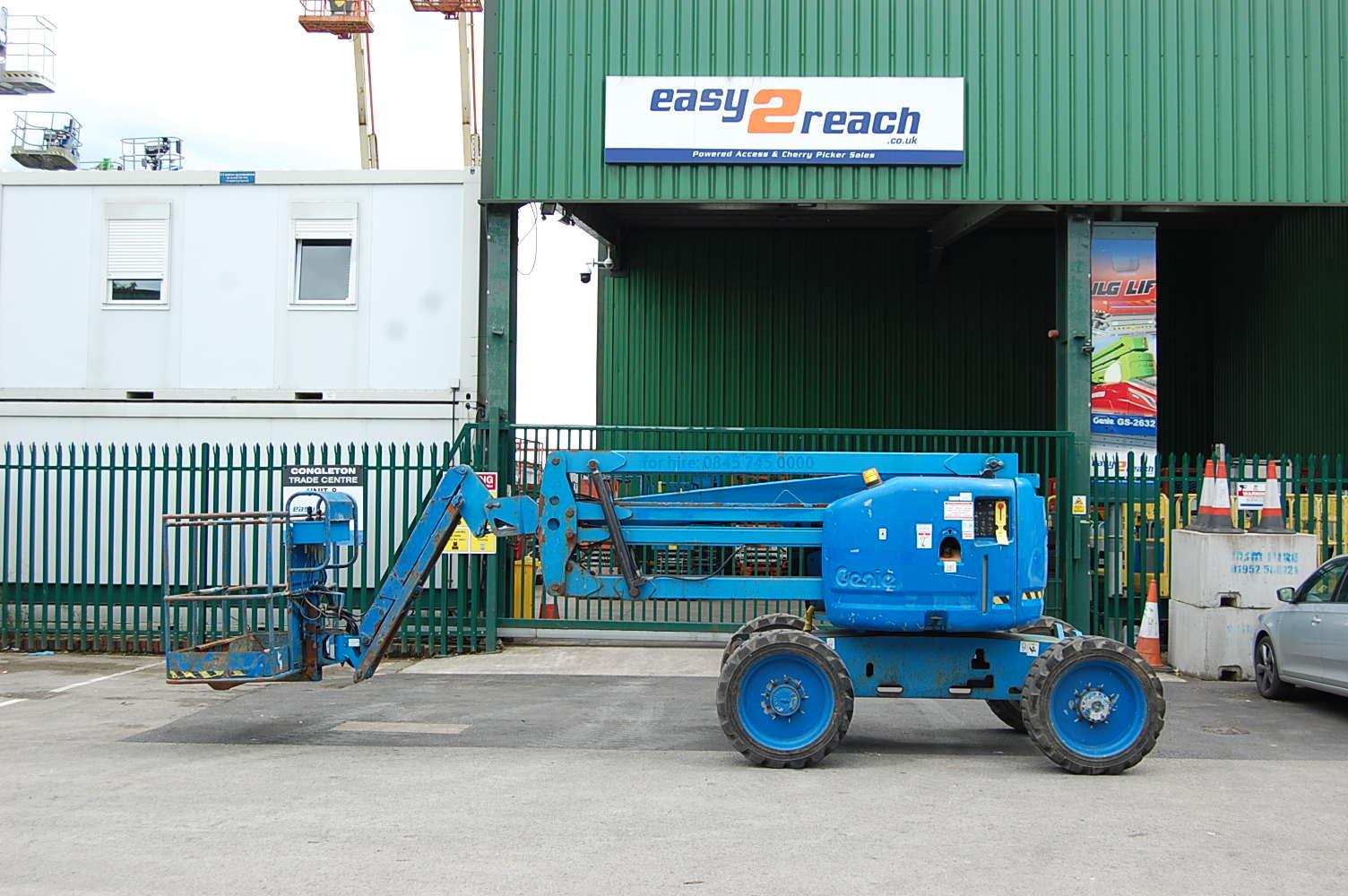 2006 Genie Z45/25J 4×4 Diesel Boom Lift