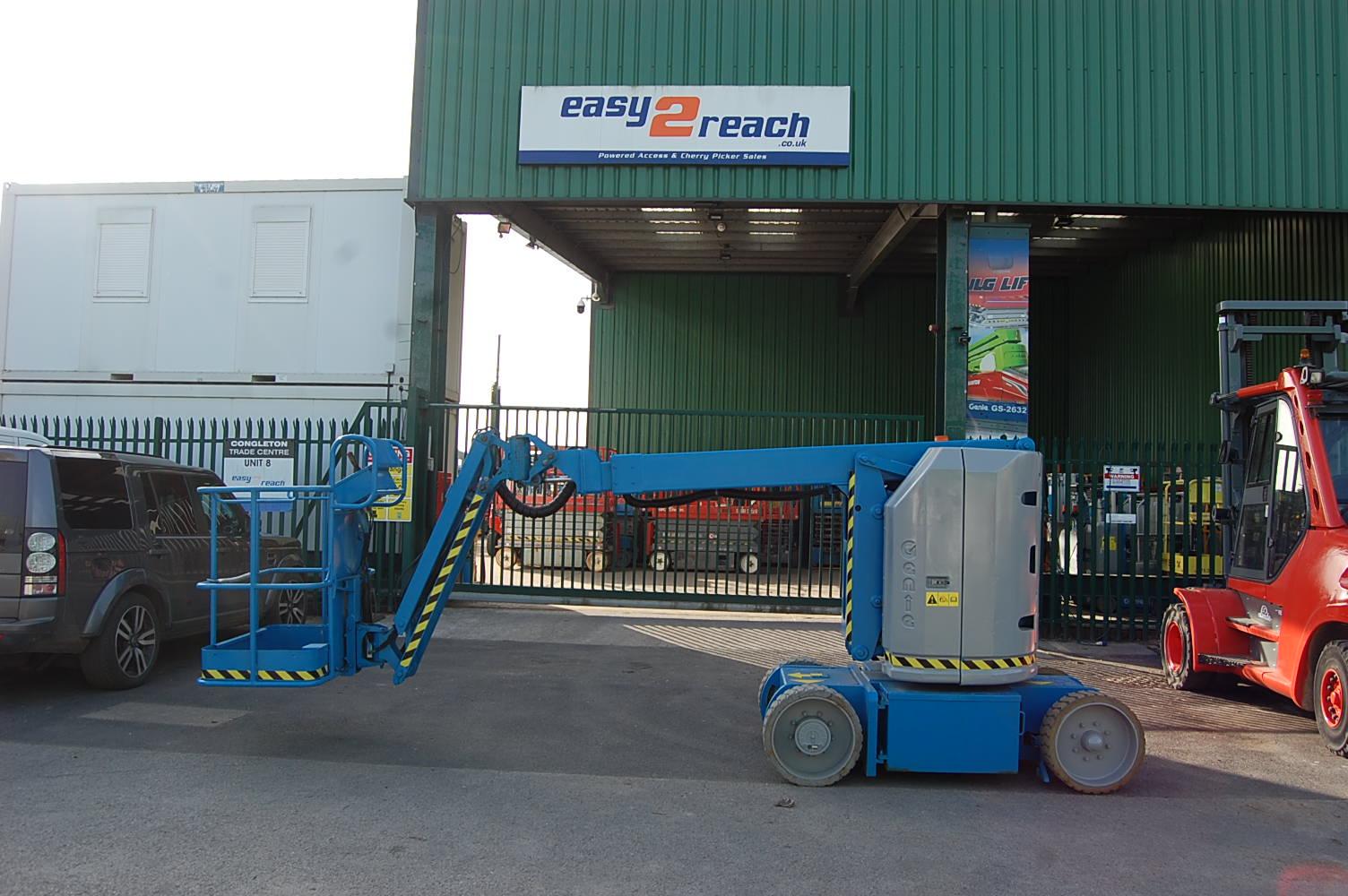 2006 Genie Z30/20RJN Electric Boom Lift 11m