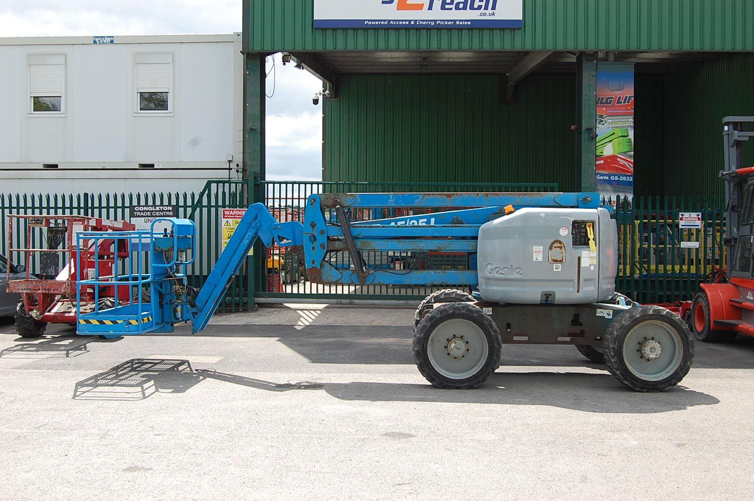 2006 Genie Z45/25J 4×4 Diesel Boom Lift 15.8m