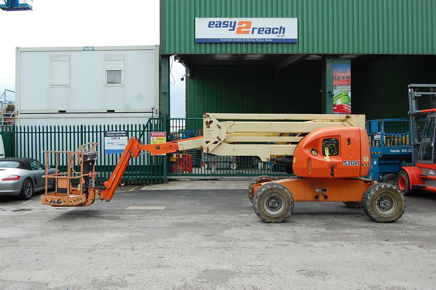 2008 JLG 510AJ Diesel Boom Lift 17.8m